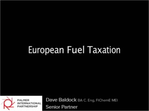 European-Fuel-Taxation